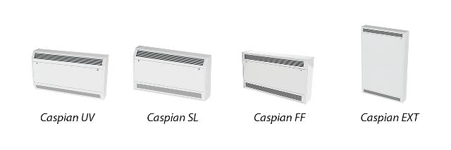 Caspian Commercial Series | UV, SL, FF, EXT