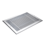 recessed floor heater
